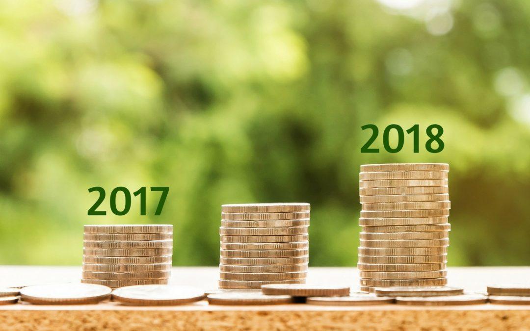 Publicados en el BOE el Salario Mínimo Interprofesional y la revalorización de las pensiones y prestaciones públicas para 2018