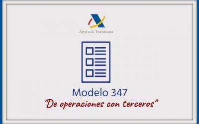 Hasta el 2 de marzo tiene de plazo para presentar ante Hacienda el modelo 347