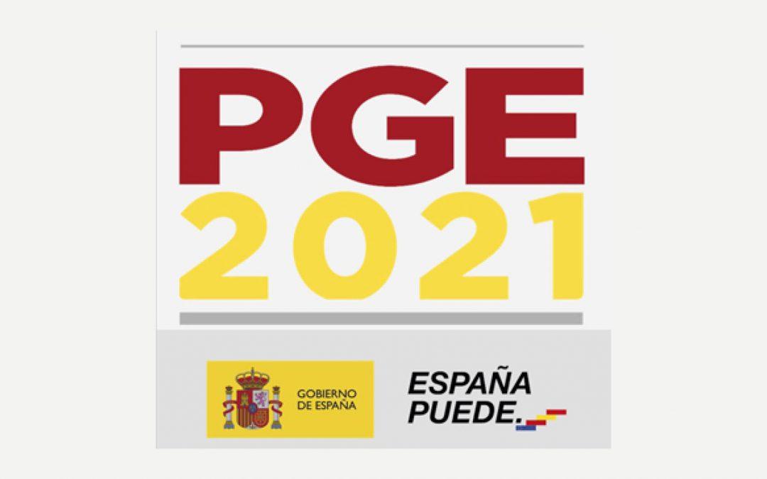 Publicado el Proyecto de Ley de Presupuestos Generales del Estado para el año 2021 ¿Cuáles son las principales novedades fiscales?