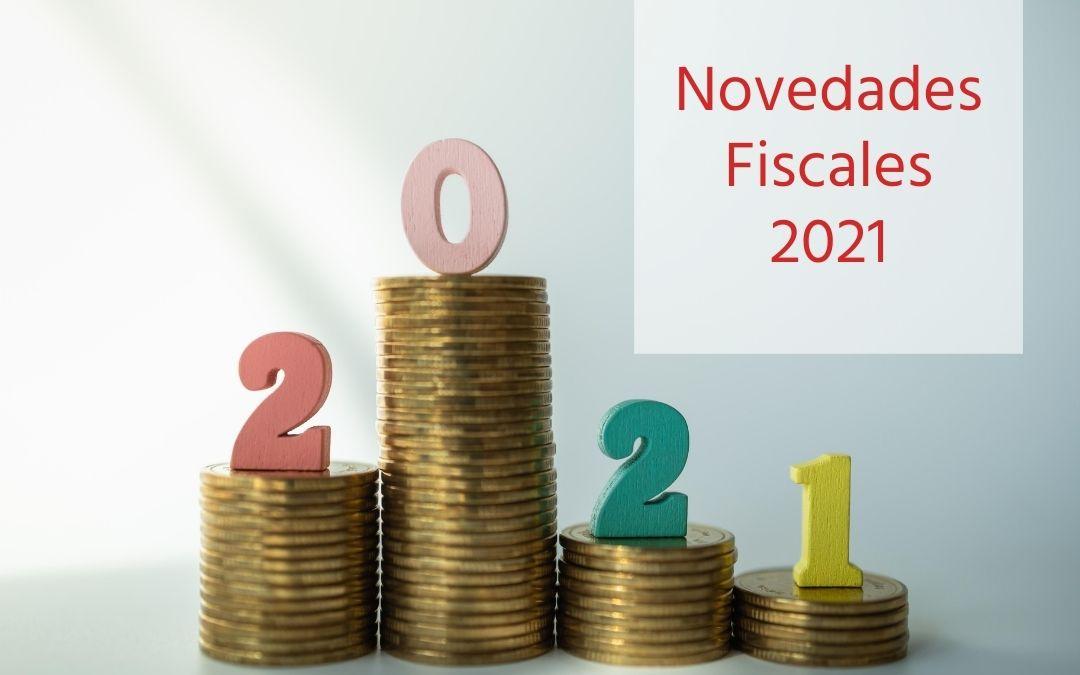 Novedades fiscales en Ley de Presupuestos Generales del Estado para el año 2021