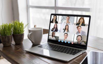 COVID-19. Protección de datos: privacidad en reuniones online